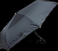 Автоматический мужской зонт AVK 798 черный антиветер
