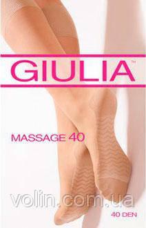 Гольфы женские Giulia Massage 40
