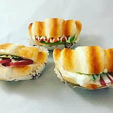 Муляжи хлебобулочных изделий.Муляж бутерброда ., фото 2