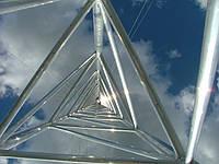 Мачта  алюминиевая трёхгранная M440FL H=36m