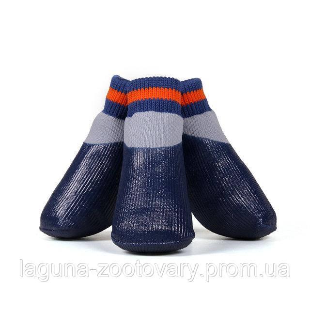 "Водонепроникні шкарпетки для тварин ""Дипломат"""