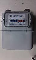 Счетчик газа мембранный Октава G4 с КМЧ