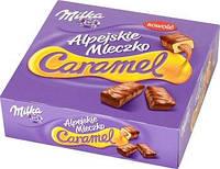 Milka Alpejskie Mleczko Caramel 330 g 22.09.20
