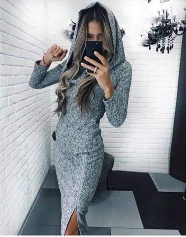 Платье тёплое , фото 2
