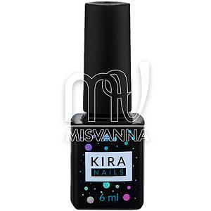 Топ для гель лака Kira Nails NO Wipe Top Coat 6 мл без липкого слоя