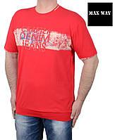 Мужские спортивные футболки больших размеров