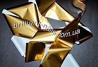 Фольга №3, богатое золото, шир. 7см