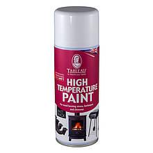 Термостійка фарба High Temperature Paint Tableau Чорна, Аерозоль