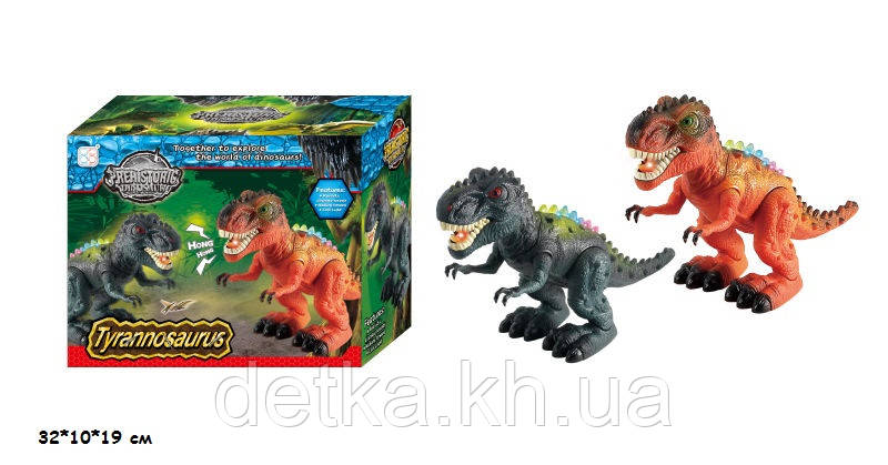 Динозавр 3305 батар.муз.свет.