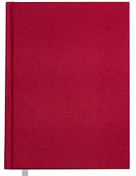 Ежедневник датированный 2019, А5, 168 листов, красный, обложка Perla, Buromax