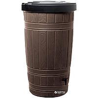 Пищевой бак для воды Prosperplast Woodcan 265 л коричневая (5905197295596) Новинка