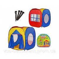 Детская игровая палатка - Шатер 105*105