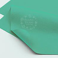 Мягкий листовой фетр мятного цвета 20*30 см (ФМ-26)
