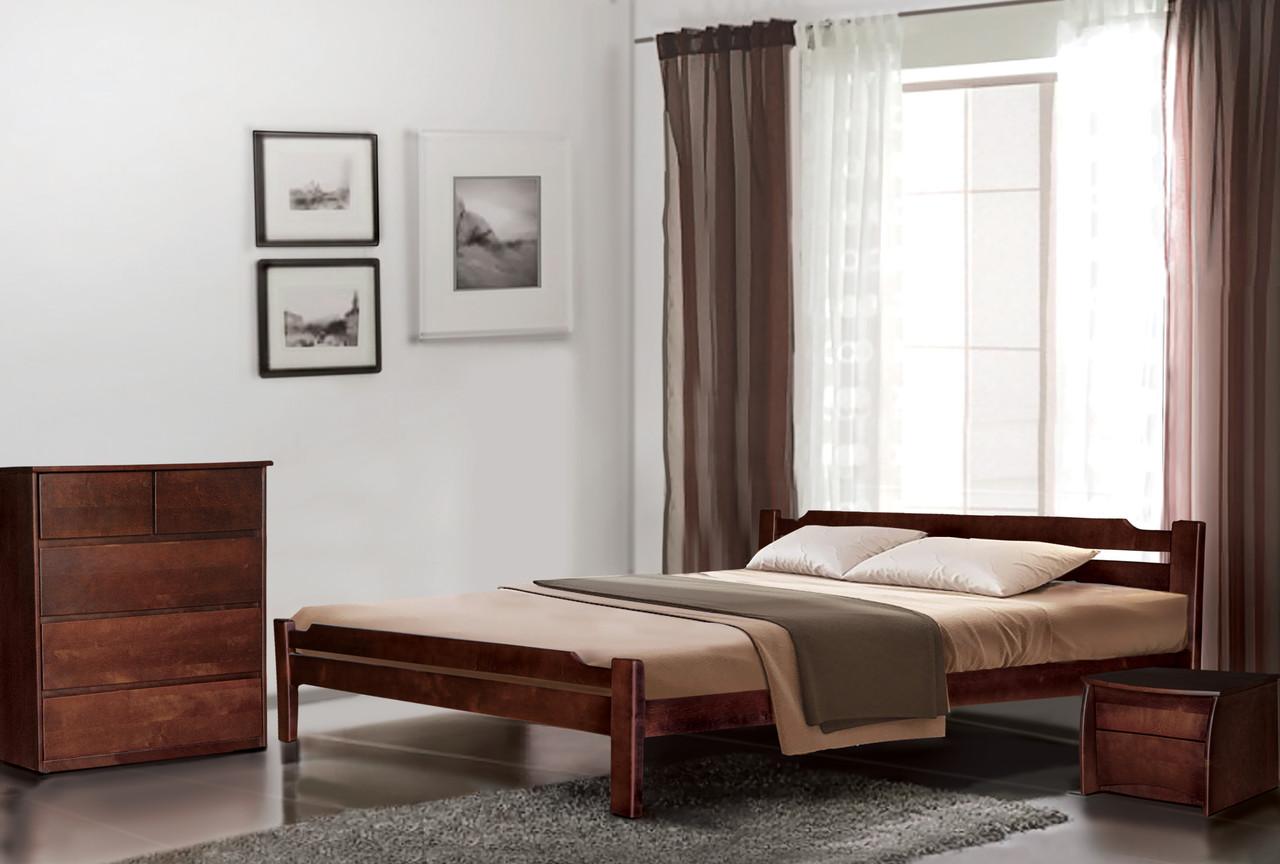 Кровать Ольга (Ольха)