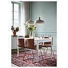 Кресло кухонное IKEA BERNHARD Mjuk коричневое 504.048.24, фото 3