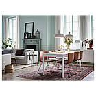 Кресло кухонное IKEA BERNHARD Mjuk коричневое 504.048.24, фото 5
