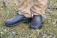 Галоши мужские черные ( Код : ГП-11), фото 1