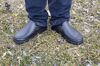 Туфли мужские черные ( Код : ТМ-01)