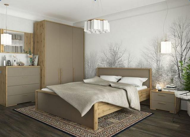 спальня Франческа латте