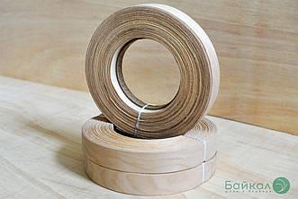 Кромка мебельная Ясень(натуральный) - с клеем
