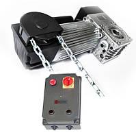 Автоматика для секционных промышленных ворот AnMotors  ASI50KIT