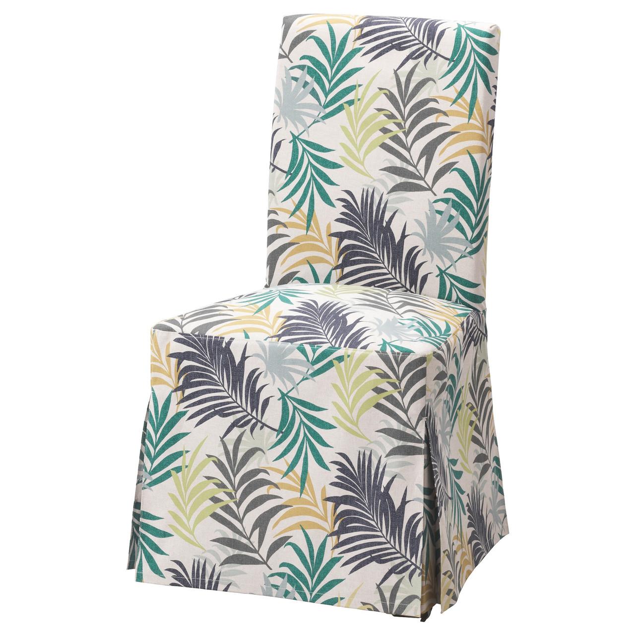 Кресло кухонное IKEA HENRIKSDAL Gillhov береза разноцветное 592.463.35