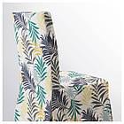 Кресло кухонное IKEA HENRIKSDAL Gillhov береза разноцветное 592.463.35, фото 3