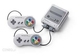 Мини-консоль Nintendo Classic: SNES