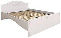 Кровать двухспальная Богема ДОМ 160х200