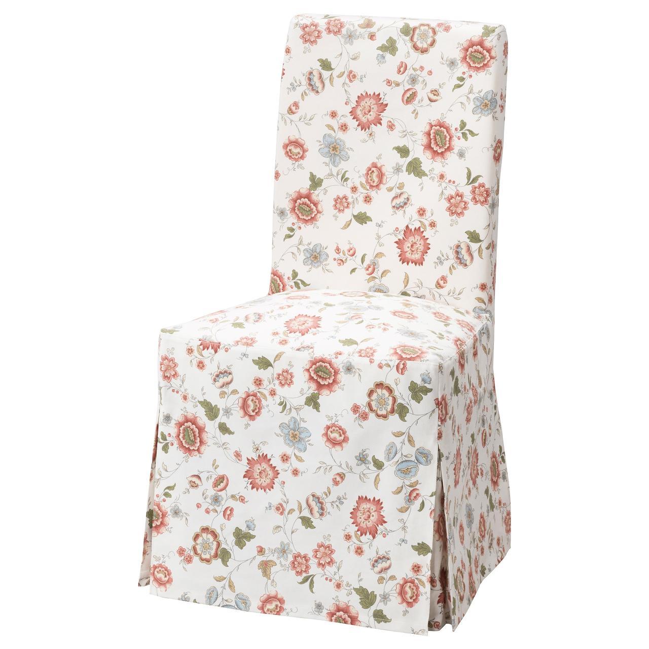 Кресло кухонное IKEA HENRIKSDAL Videslund береза разноцветное 092.463.66