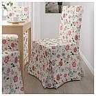 Кресло кухонное IKEA HENRIKSDAL Videslund береза разноцветное 092.463.66, фото 2