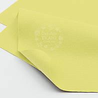 Мягкий листовой фетр светло-жёлтого цвета 20*30 см (ФМ-5)