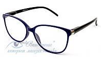 Очки женские для зрения с диоптриями +/- Код:1169