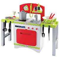 ECOIFFIER — Кухня Chef-Cook с раздвижными столешницами, посудой и аксессуарами., 18мес. +
