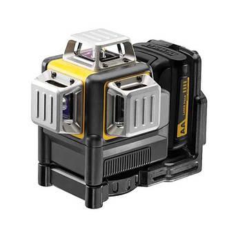 Лазер линейный DeWALT DCE089LR