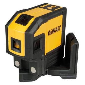 Лазер линейный DeWALT DW0851