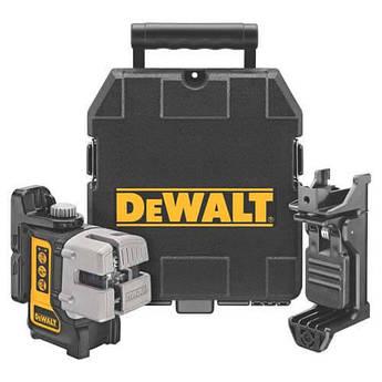 Лазер линейный DeWALT DW089K