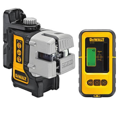 Лазер линейный DeWALT DW089KD