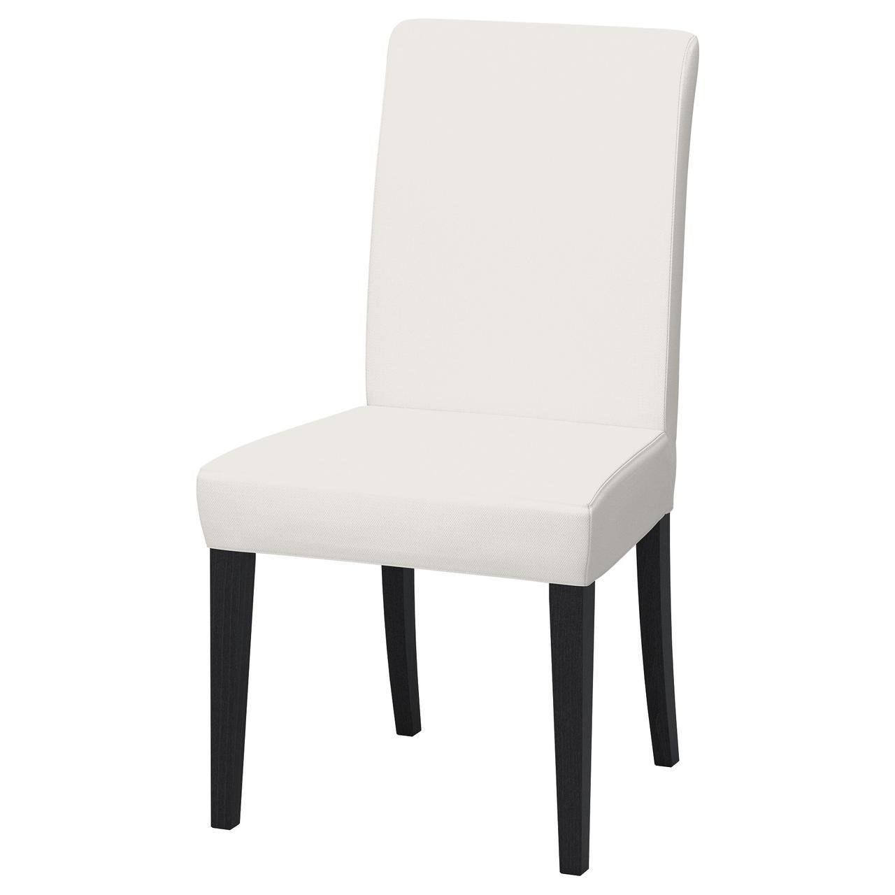 Кресло IKEA HENRIKSDAL Gräsbo белое 592.207.50