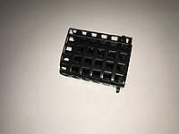 Кормушка фидерная 60g металл черная закрытая