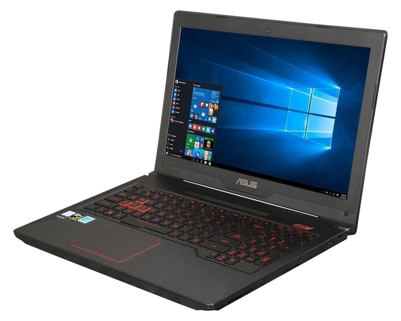 Игровой ноутбук БУ 15.6 (1920x1080)  Intel Core 7-7700hq (4x2.8GHz)  Geforce GeForce 1050, 4GB RAM 8GB HDD 1TB БУ