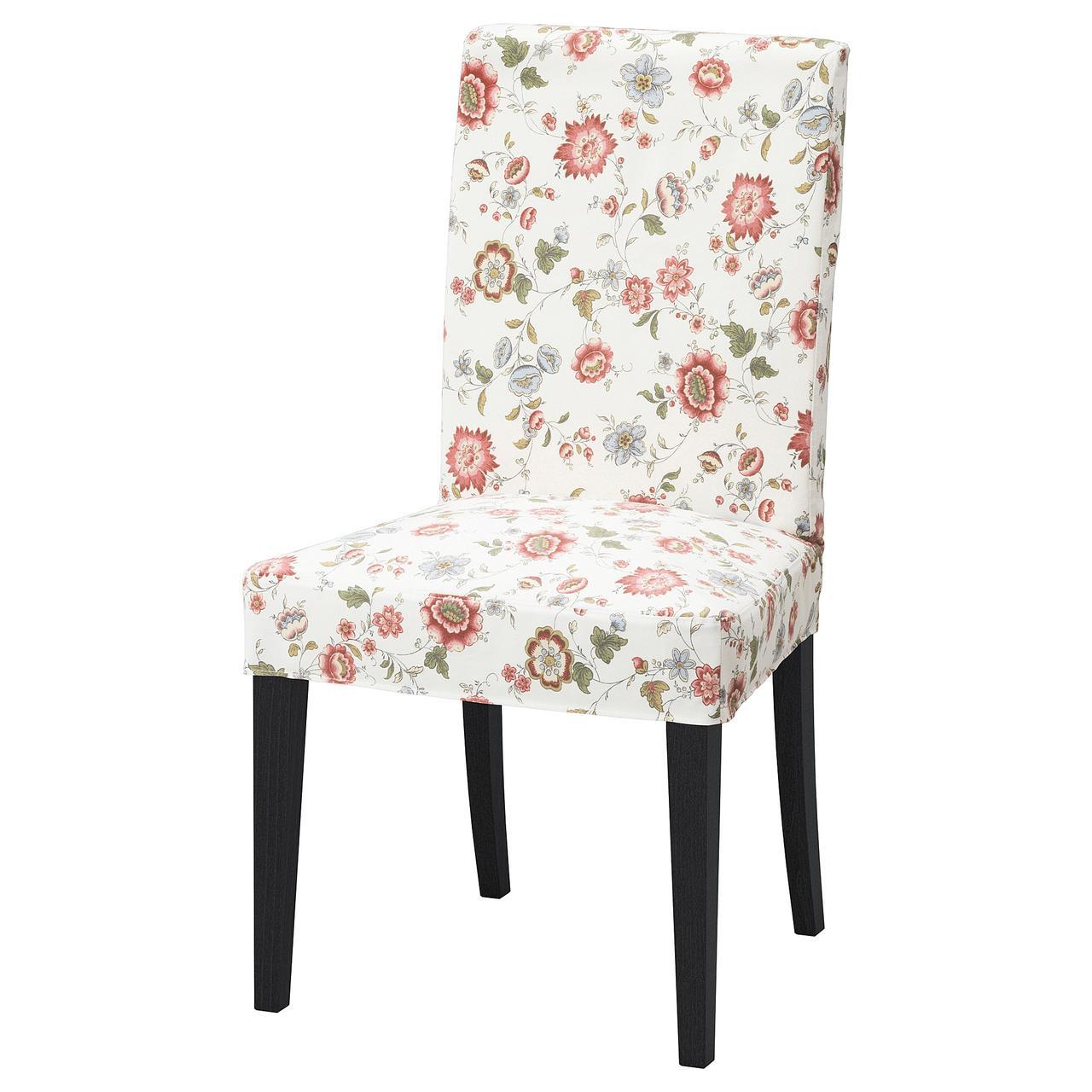 Кресло IKEA HENRIKSDAL Videslund разноцветное 992.519.47