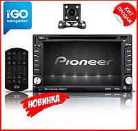 2din Автомагнитола Pioneer 6002B DVD,GPS,Windows CE + КАМЕРА+КАРТЫ!, фото 1