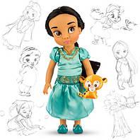 Малышка Жасмин из серии Disney Animators' Collection 2014