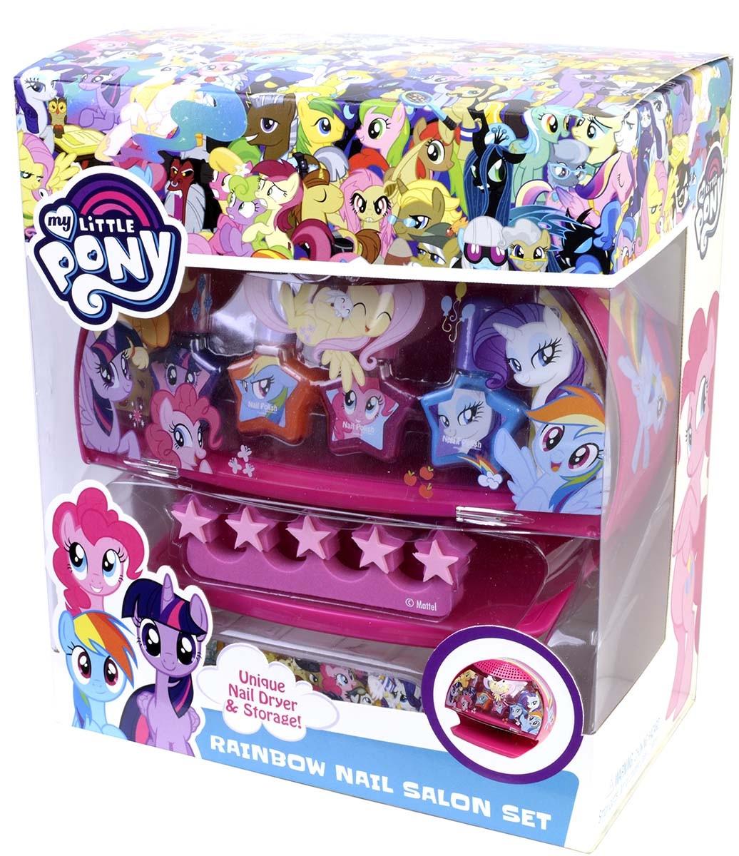 Набор для маникюра Markwins My Little Pony Радуга