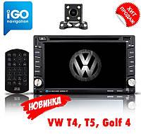 2din Штатная магнитола Volkswagen T4/T5/Golf4/PassatB5, FY6002B DVD,GPS,Windows CE + КАМЕРА+КАРТЫ!, фото 1
