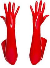 Перчатки красные  LATE X