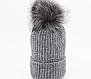 Женская зимняя шапка (5цветов), фото 5