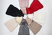 Женская зимняя шапка (5цветов), фото 4