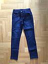 Джинсовые брюки утепленные для мальчиков  Grace 116-146 р.р., фото 2